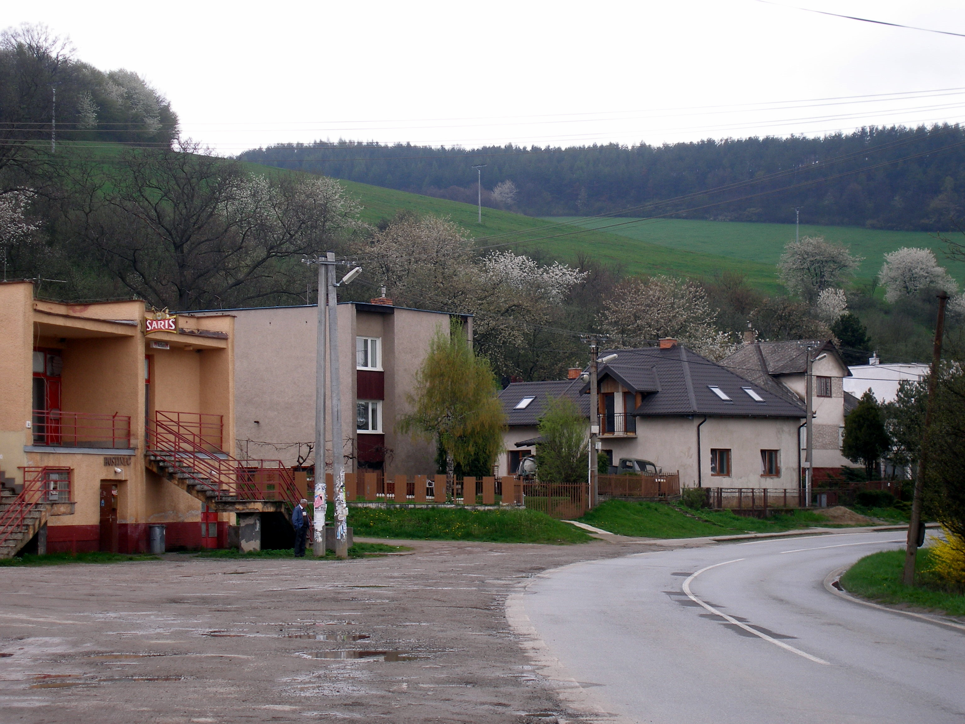 Drienovská Nová Ves
