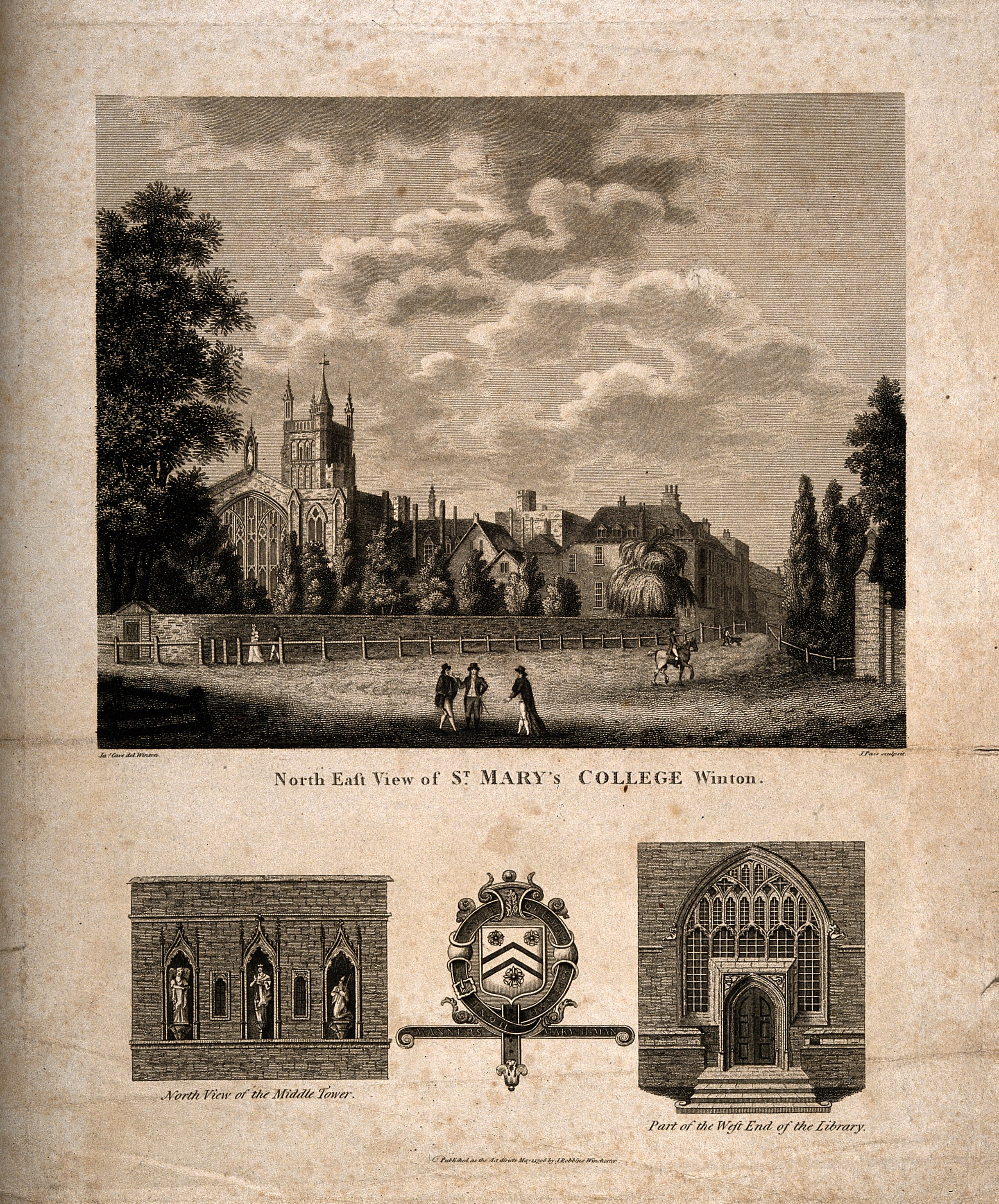 File:St. Mary College of Winchester (Winchester College), Winches ...