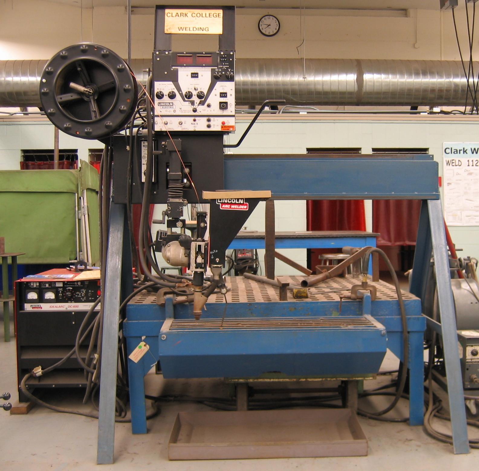 Lincoln Arc Welder Repair Shops In Kansas City