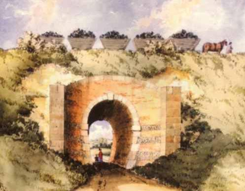 File:Surrey Iron Railway watercolour.jpg