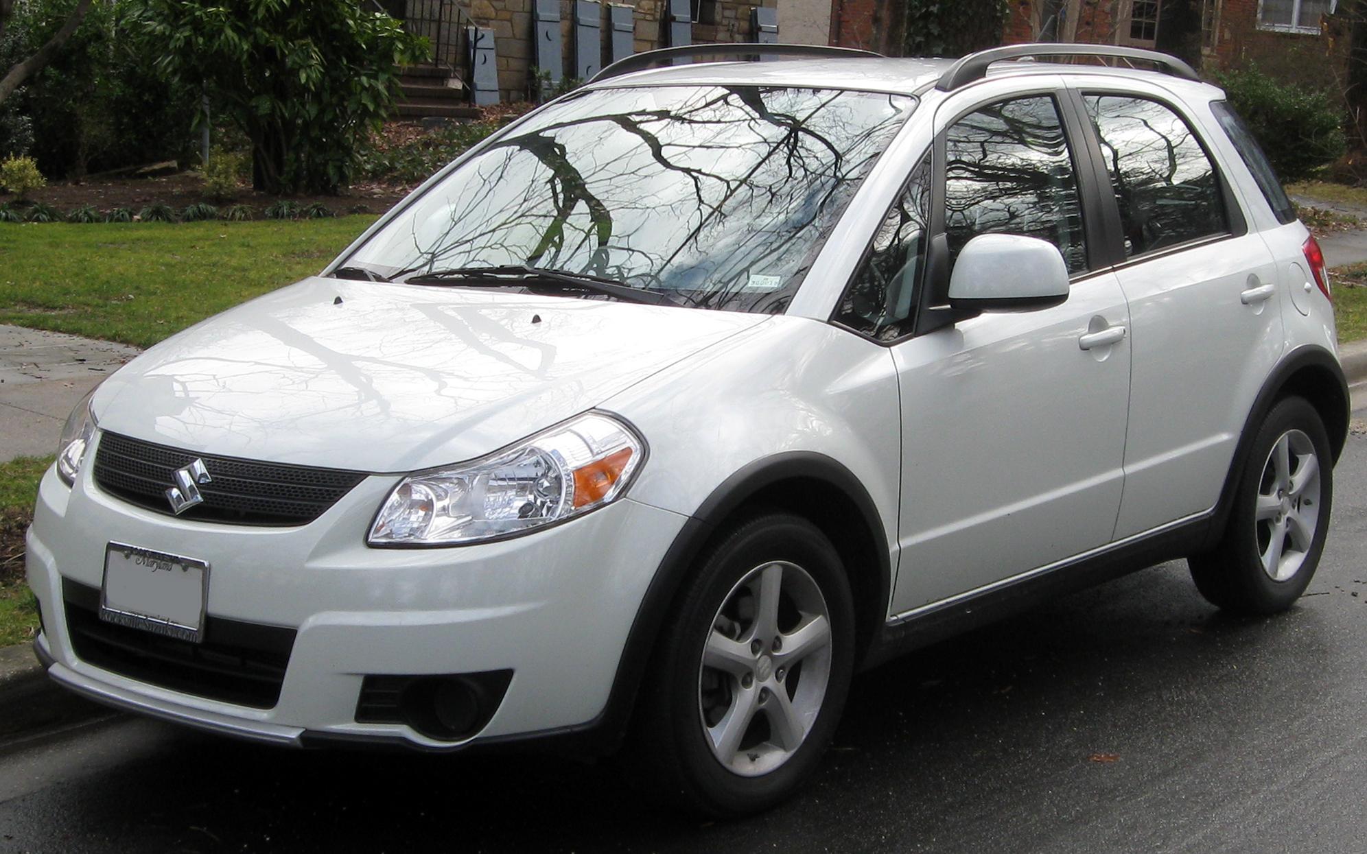 Suzuki Sx Glx