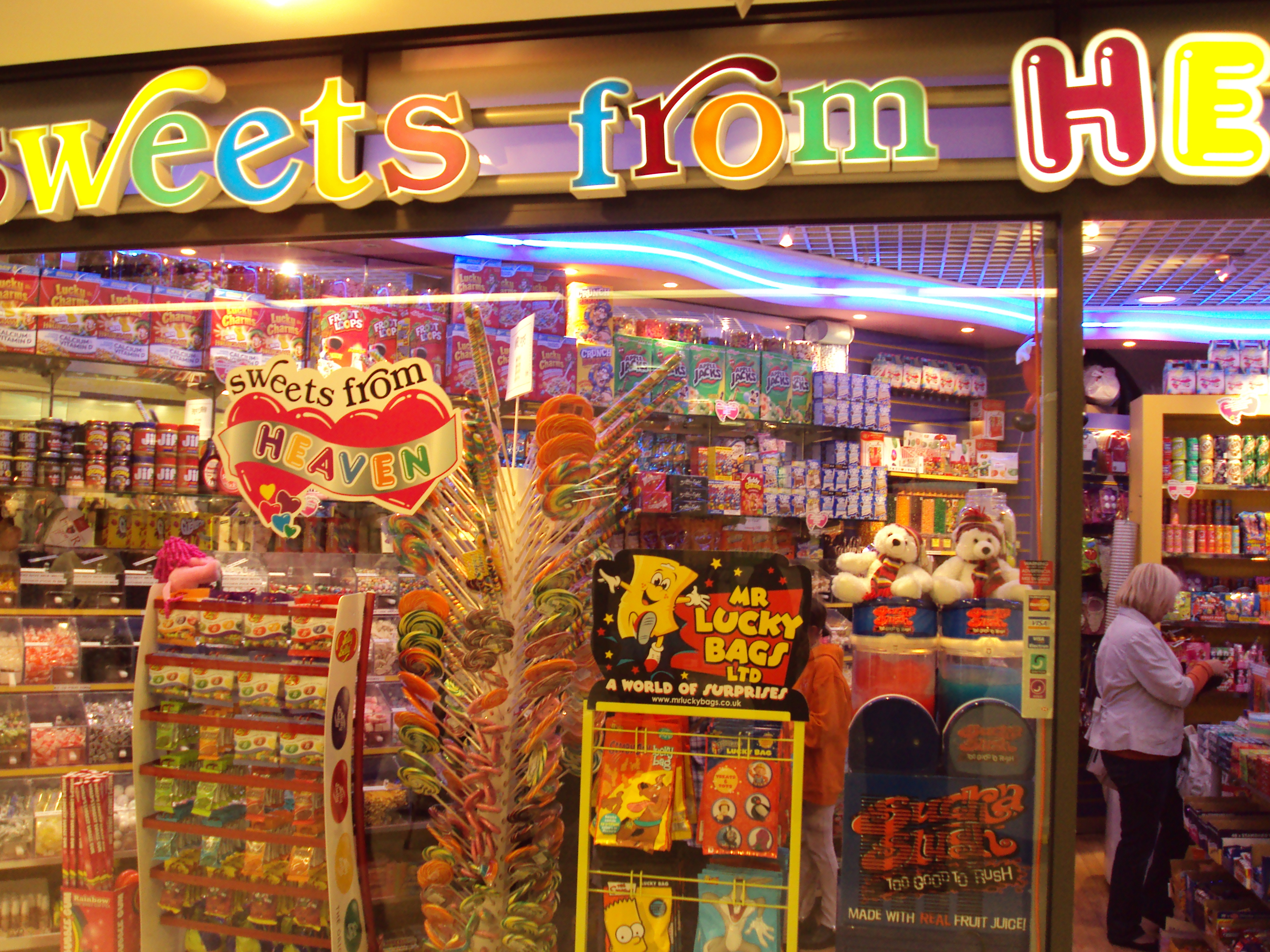 Chocolate Candy Shop Online