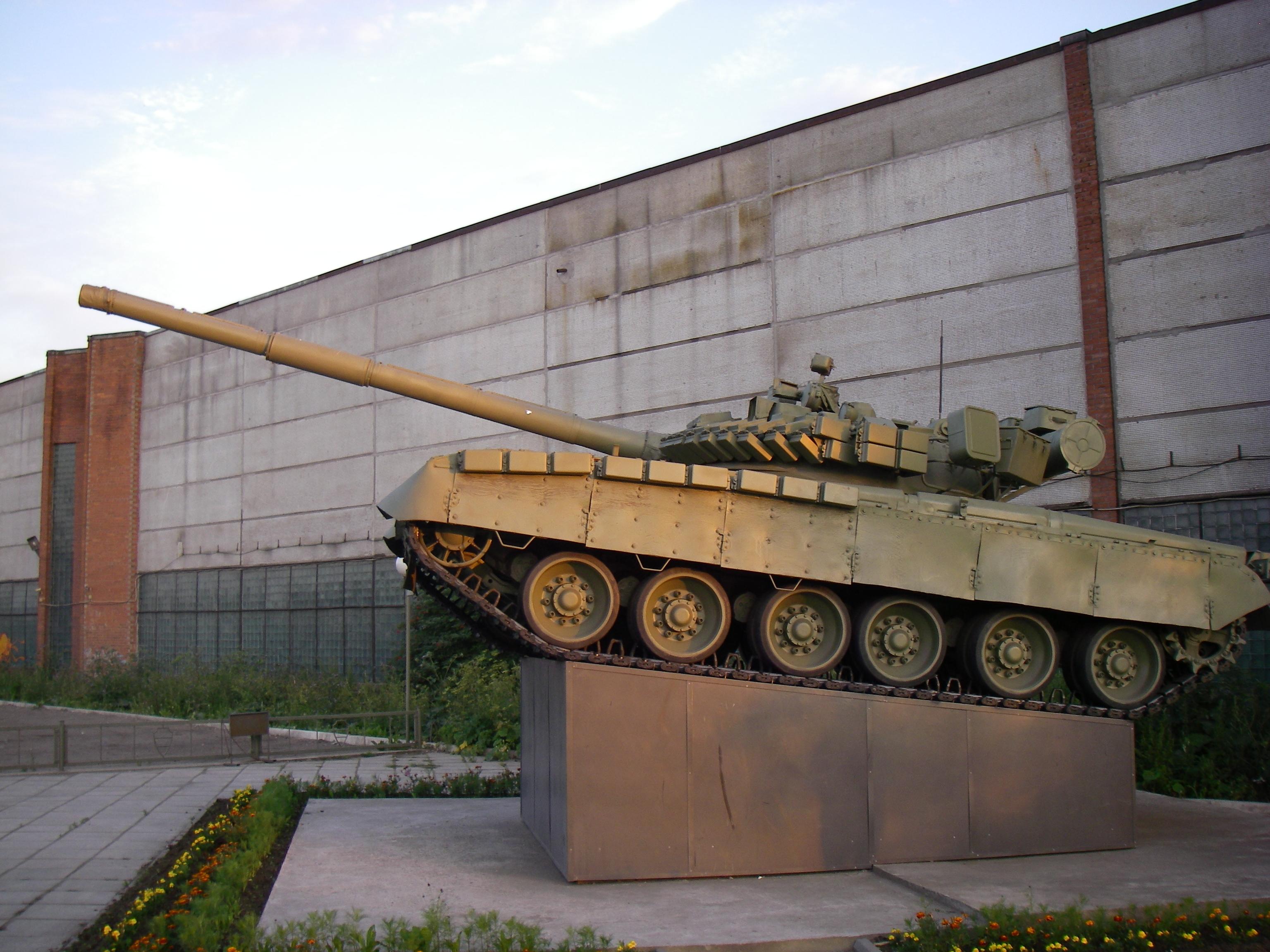 T-80 - Wikipedia, the free encyclopedia
