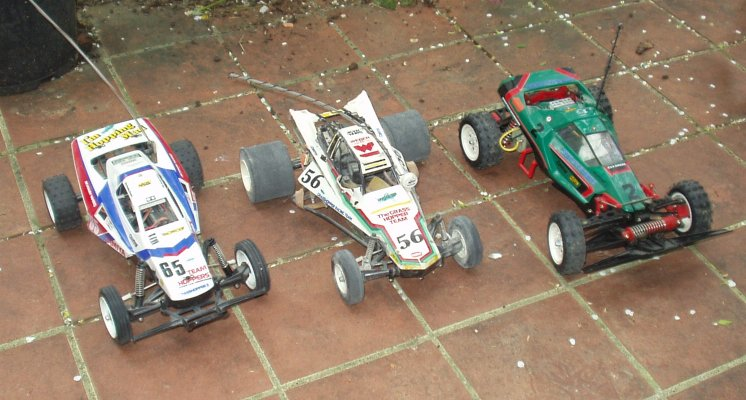 Tamiya RC-Cars