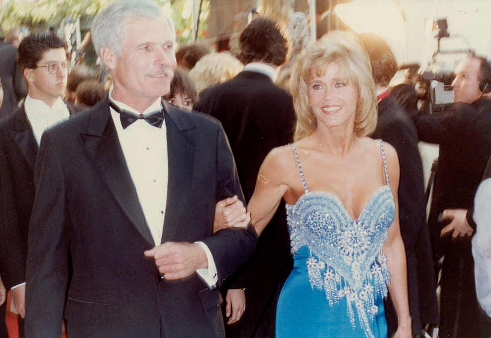 Fonda Jane Sex Ted Turner Video