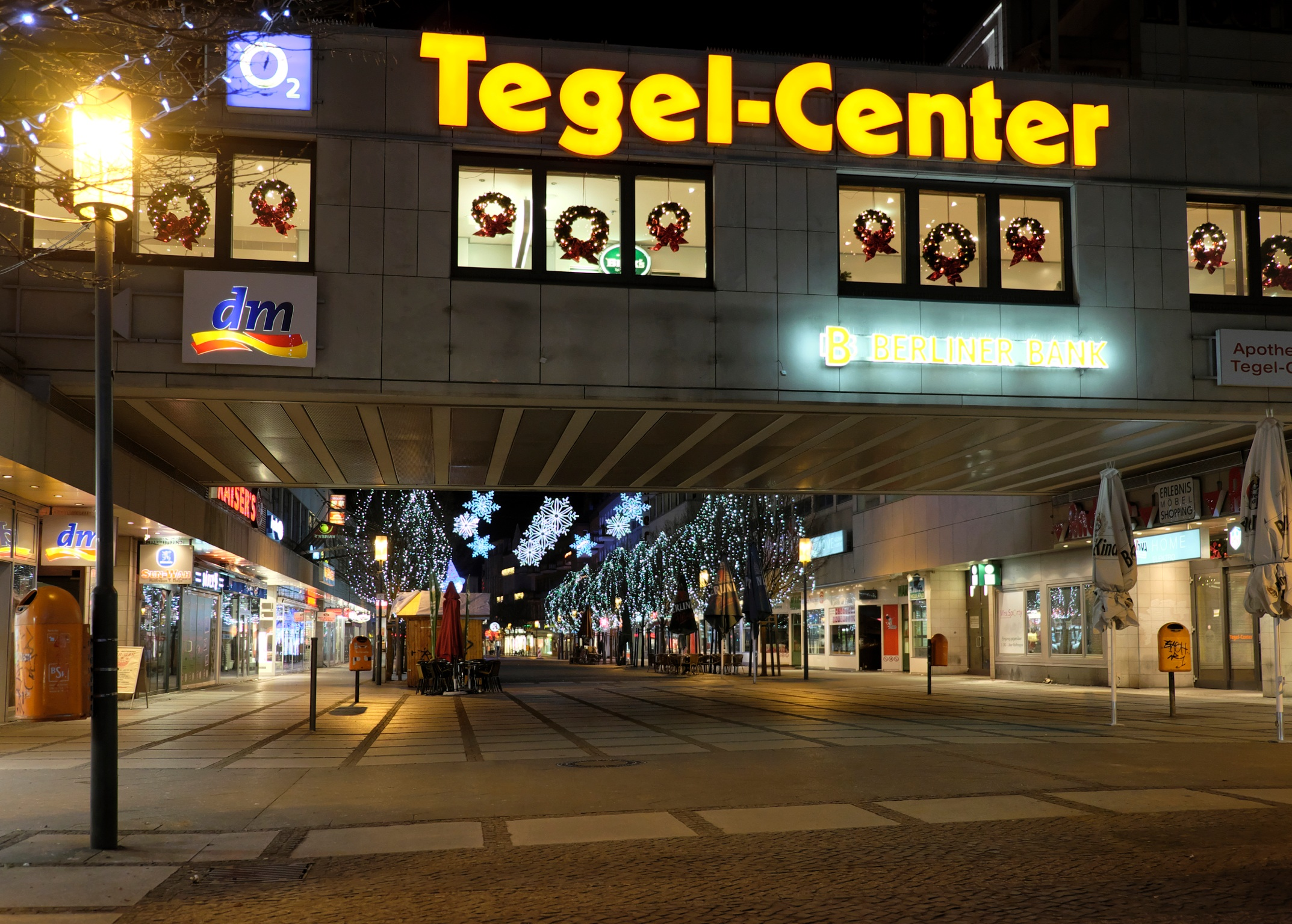 Tegel Center