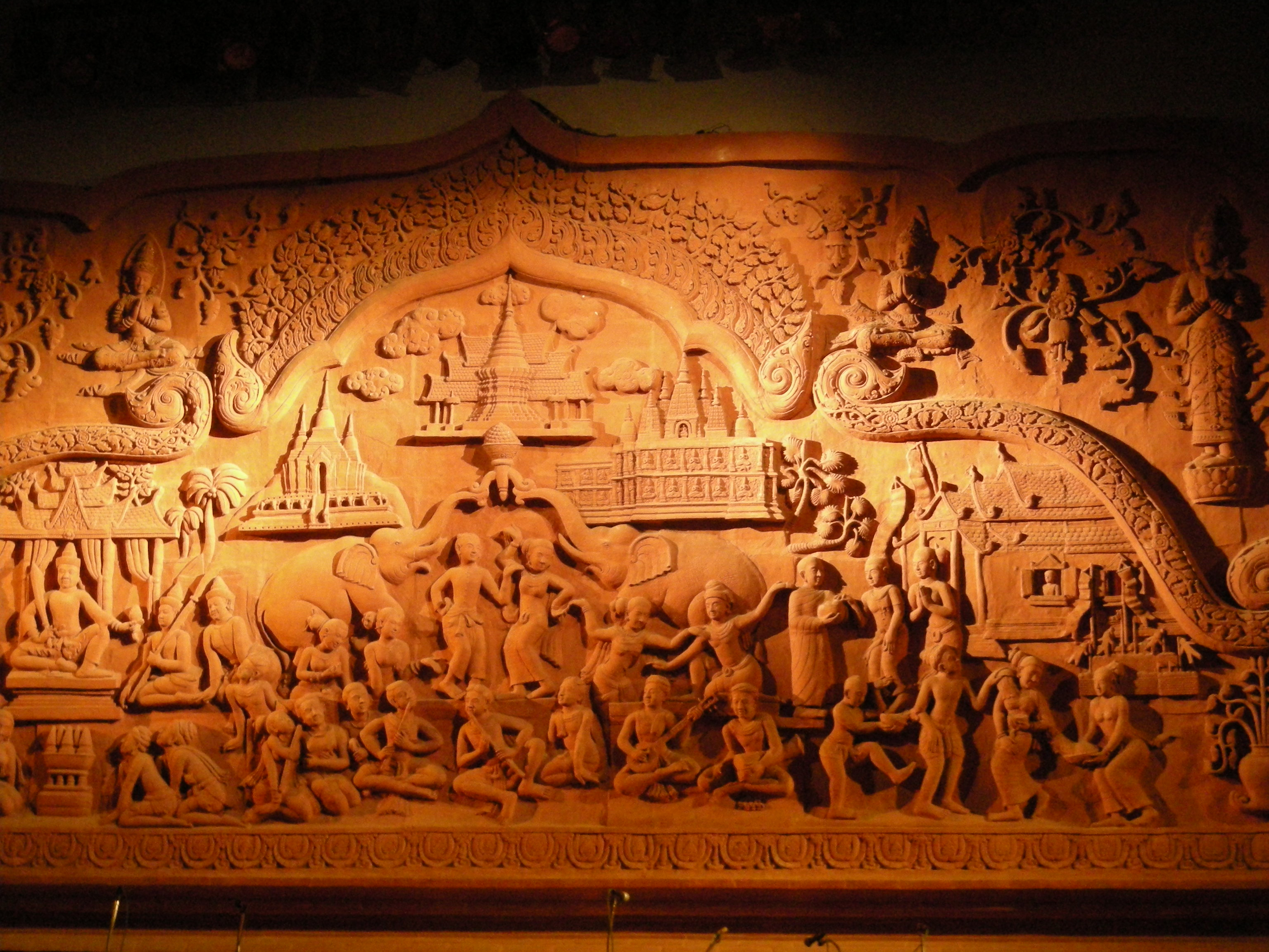 File:Thai wood carving.JPG - Wikimedia Commons