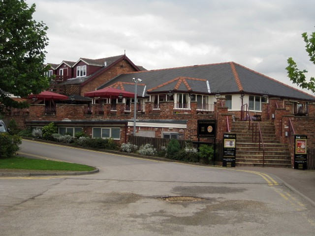The Stanley Ferry - geograph.org.uk - 957695