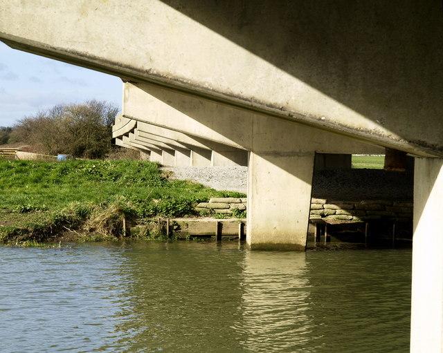 Tickton Bridge Structure