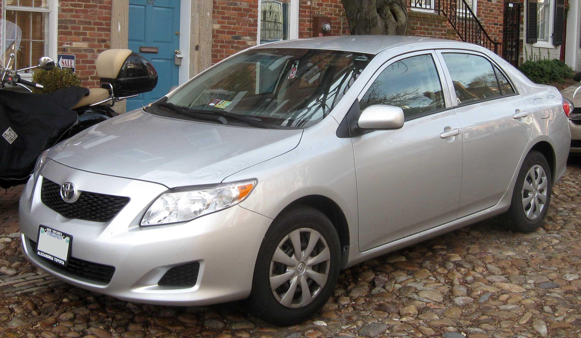 Superb Ficheiro:Toyota Corolla LE
