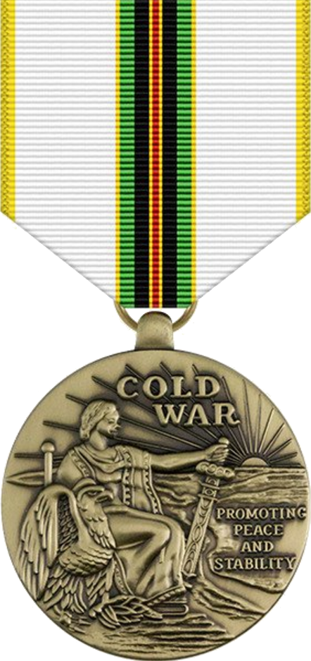Cold War Victory Medal Wikipedia