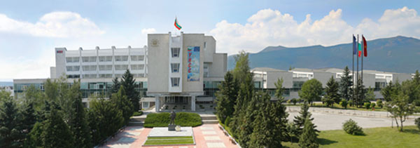 Panorama of the University of National and World Economy