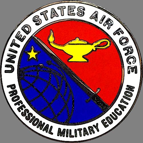 USAF Professional Military Education Badge