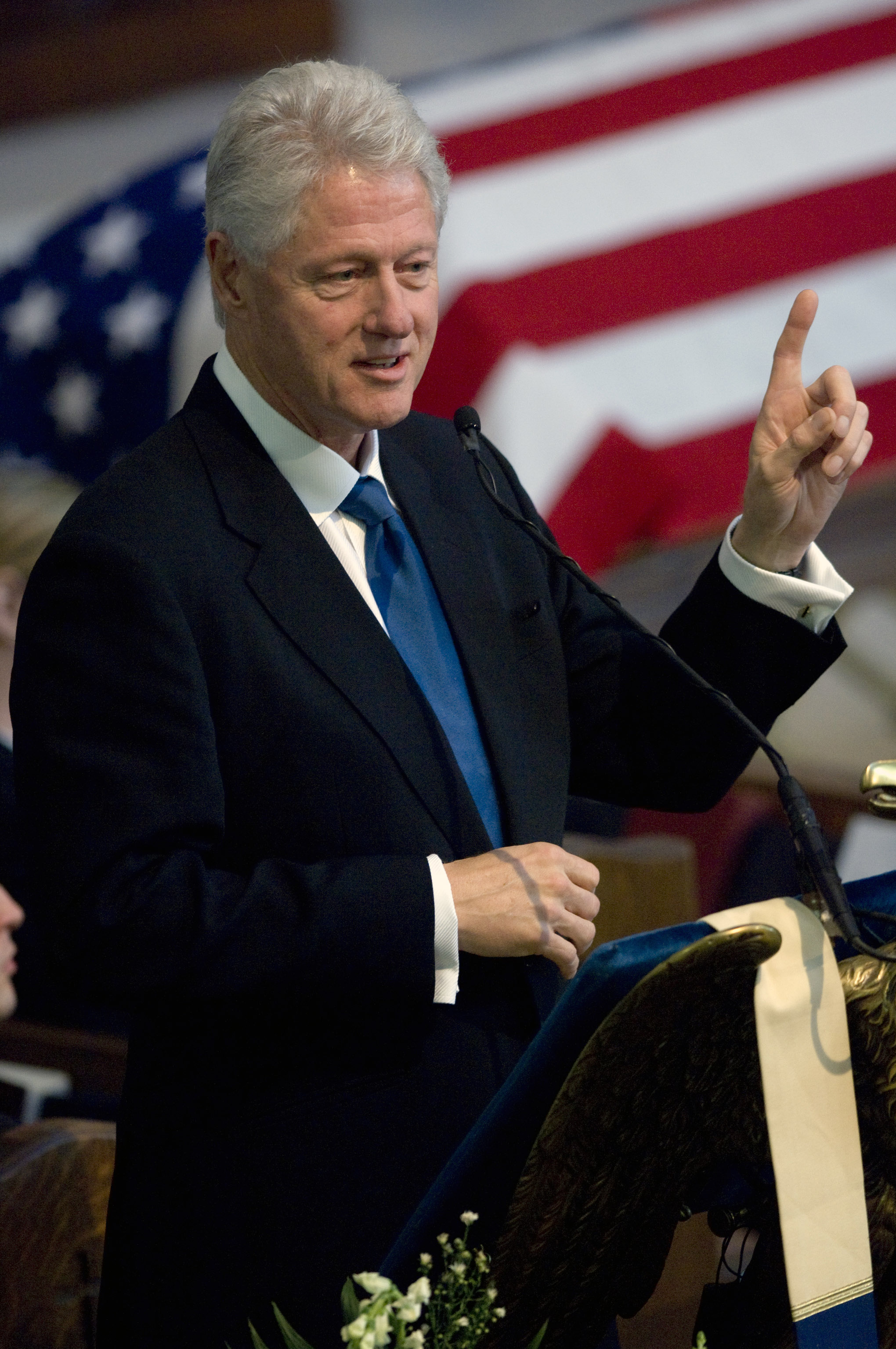bill clintons presidency Bill clinton is an american politician from arkansas who served as the 42nd president of the united states (1993-2001) he took office at the end of the co.