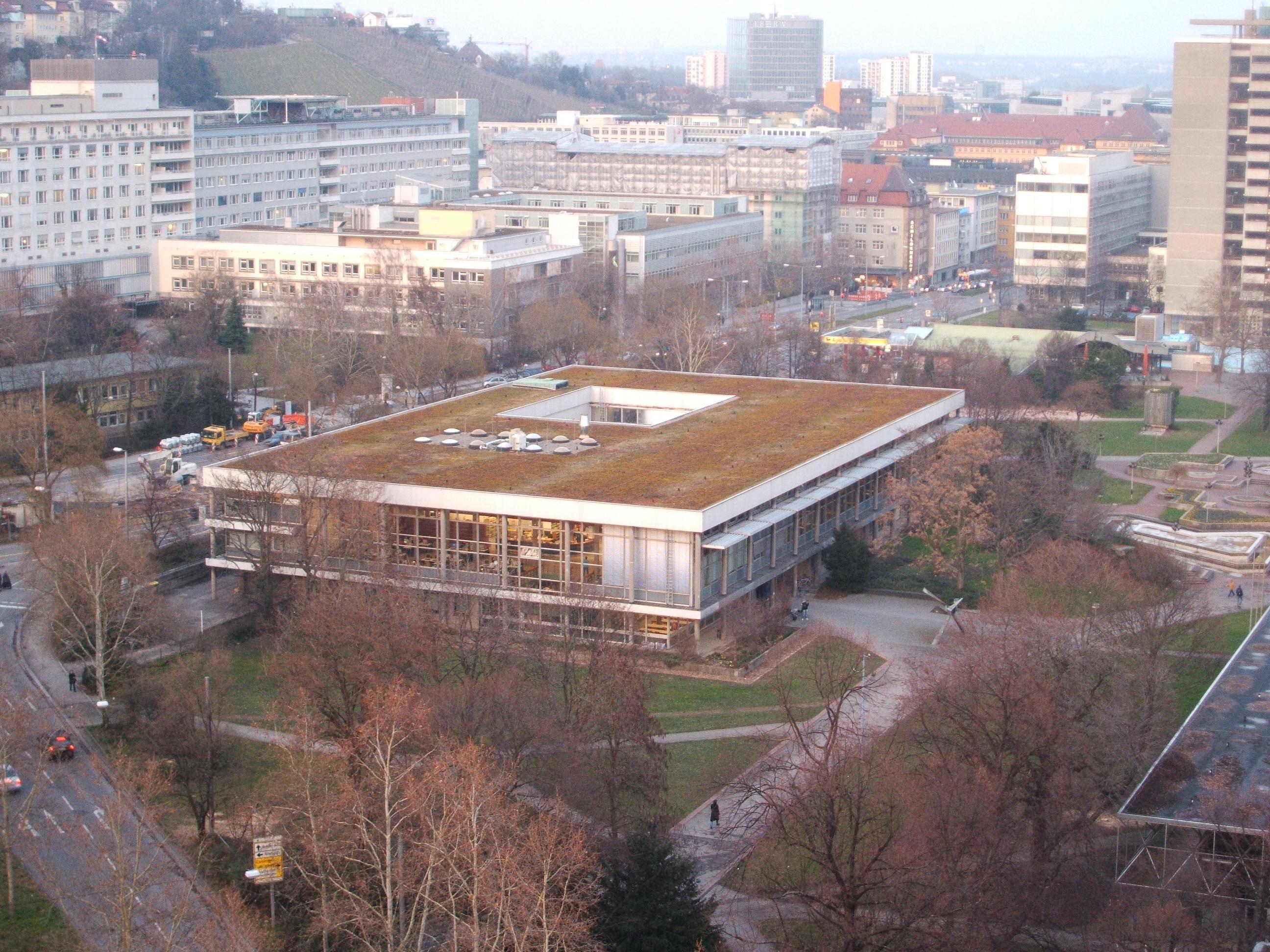 Universitätsbibliothek Stuttgart – Wikipedia