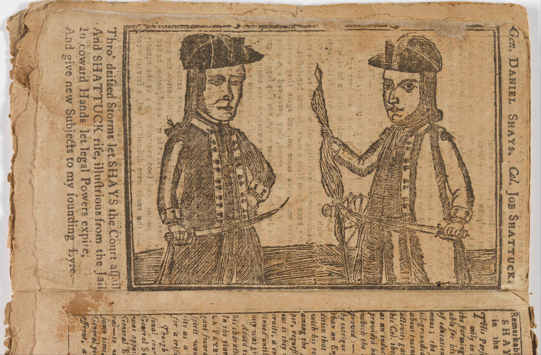 Shays Rebellion, 1786 Poster by Granger