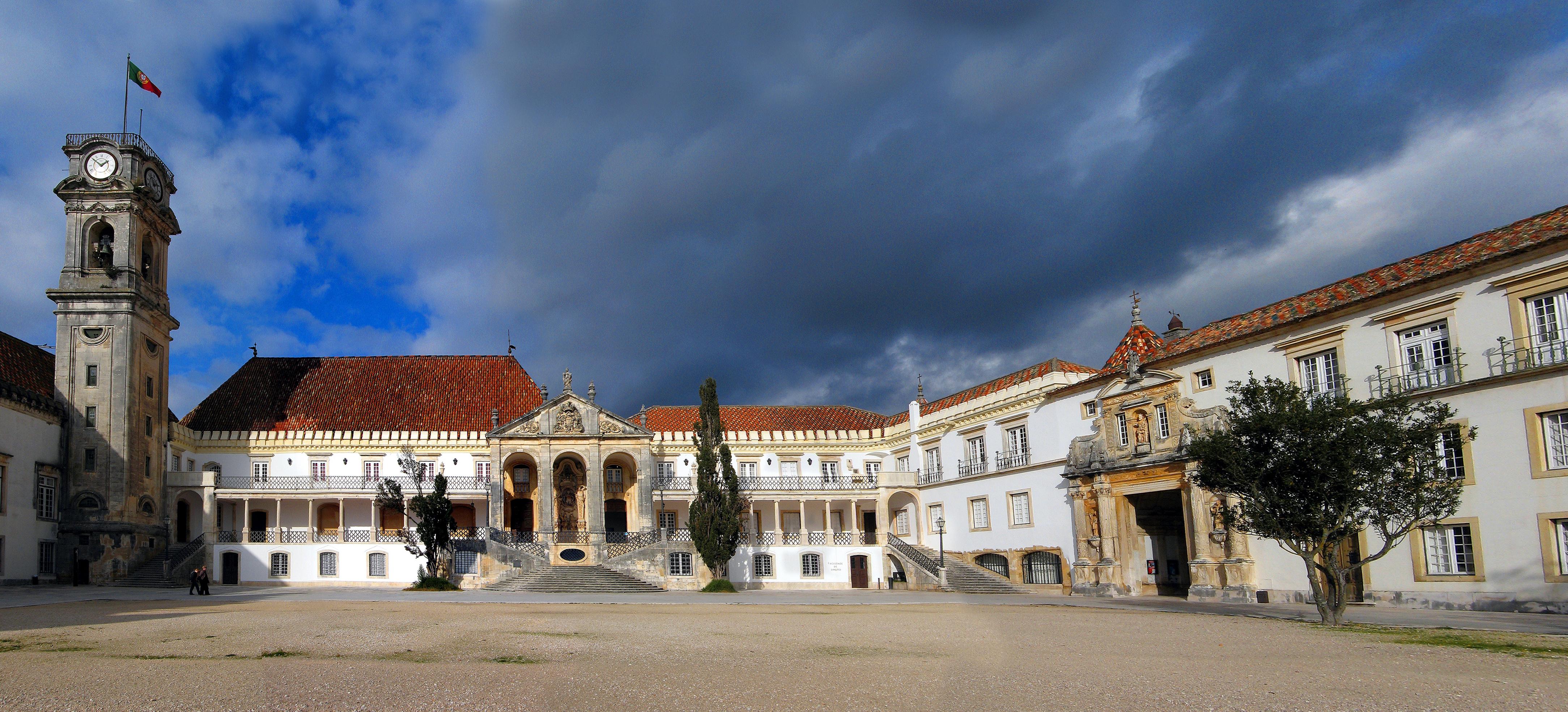 Die Universität von Coimbra zählt zu Europas bedeutendsten Forschungsuniversitäten