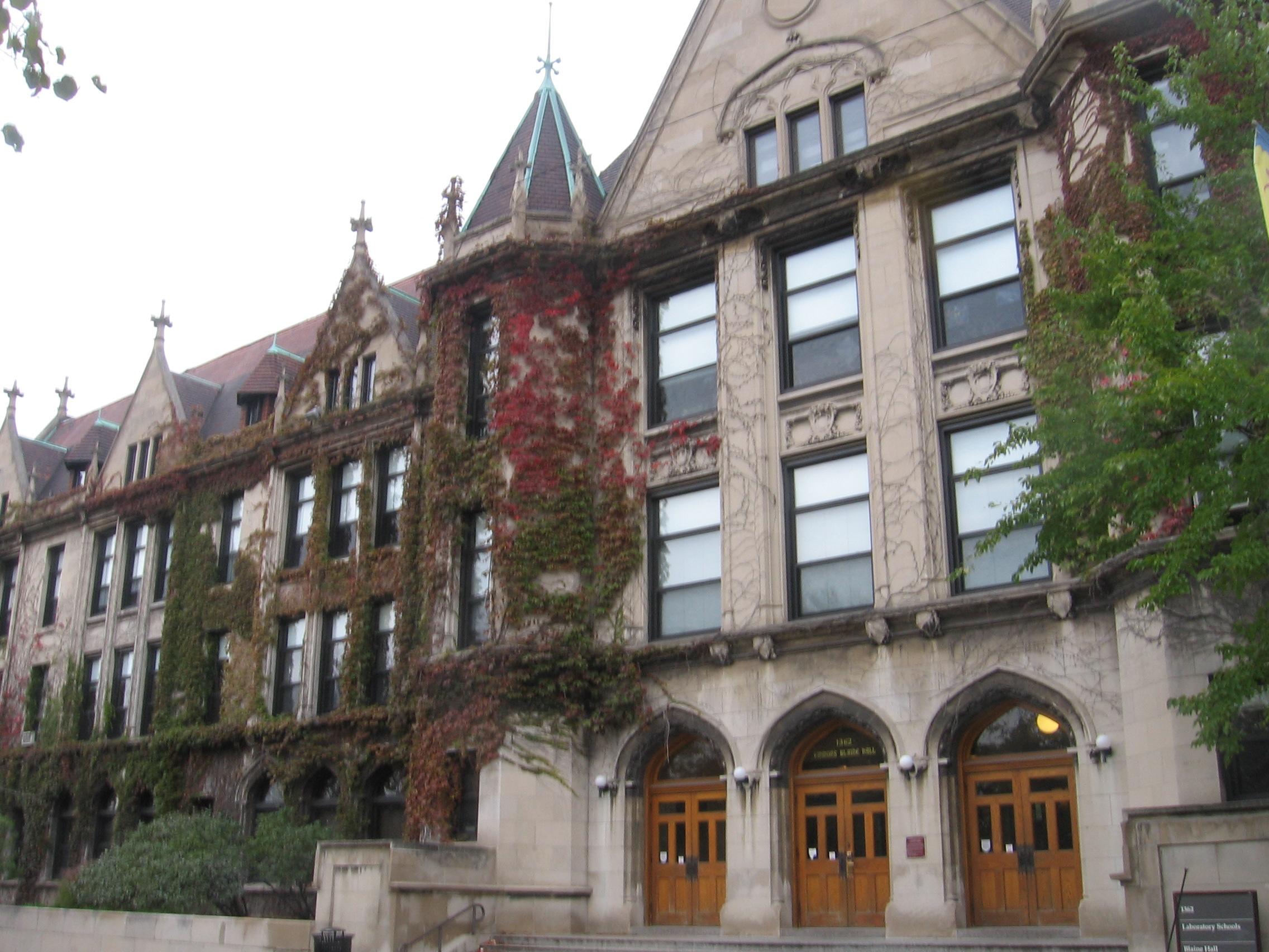 image of University of Chicago Laboratory Schools