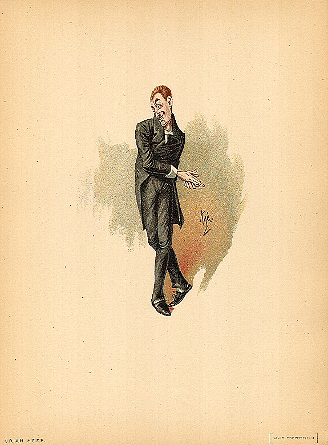 File:Uriah Heep 1889 Dickens David Copperfield character ...