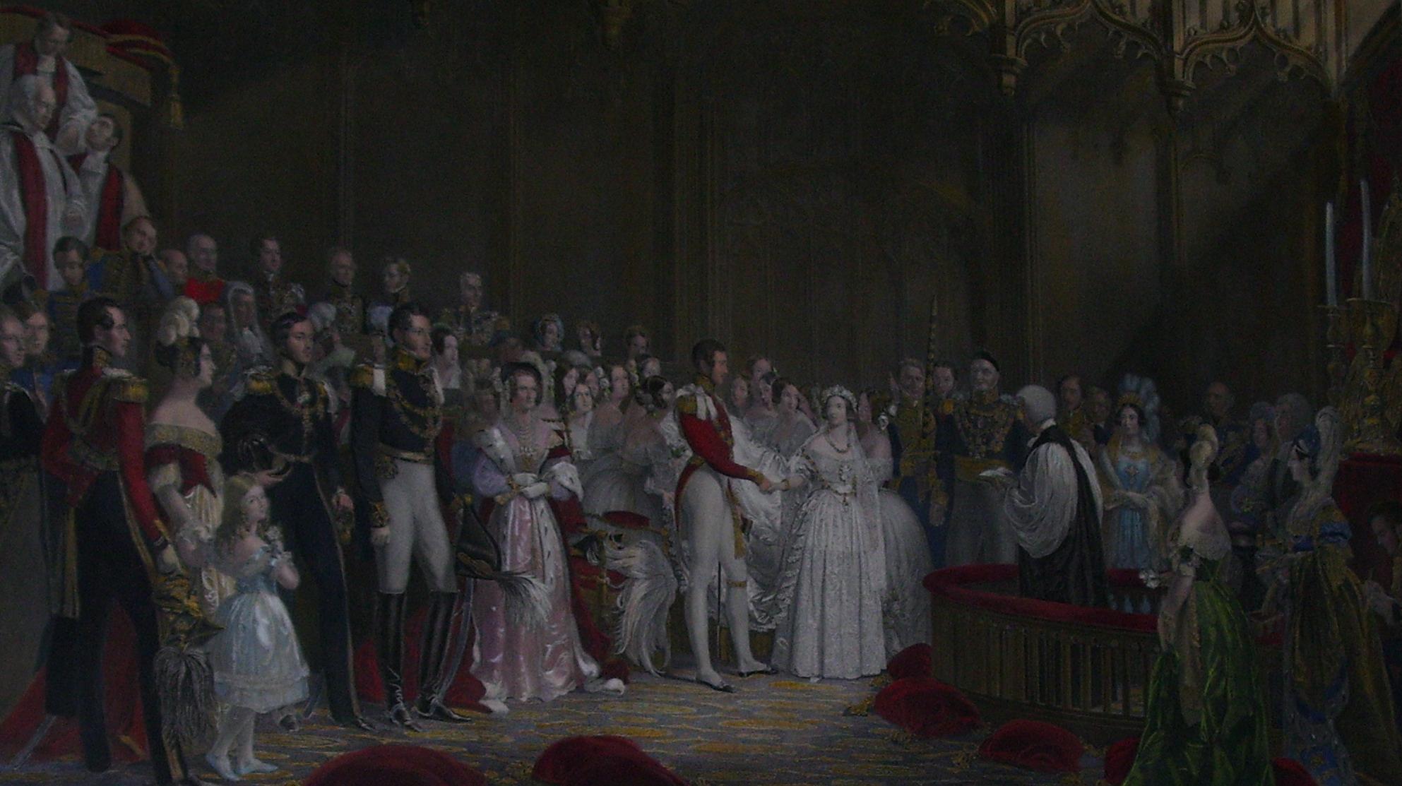 Reina Victoria Victoria_Marriage