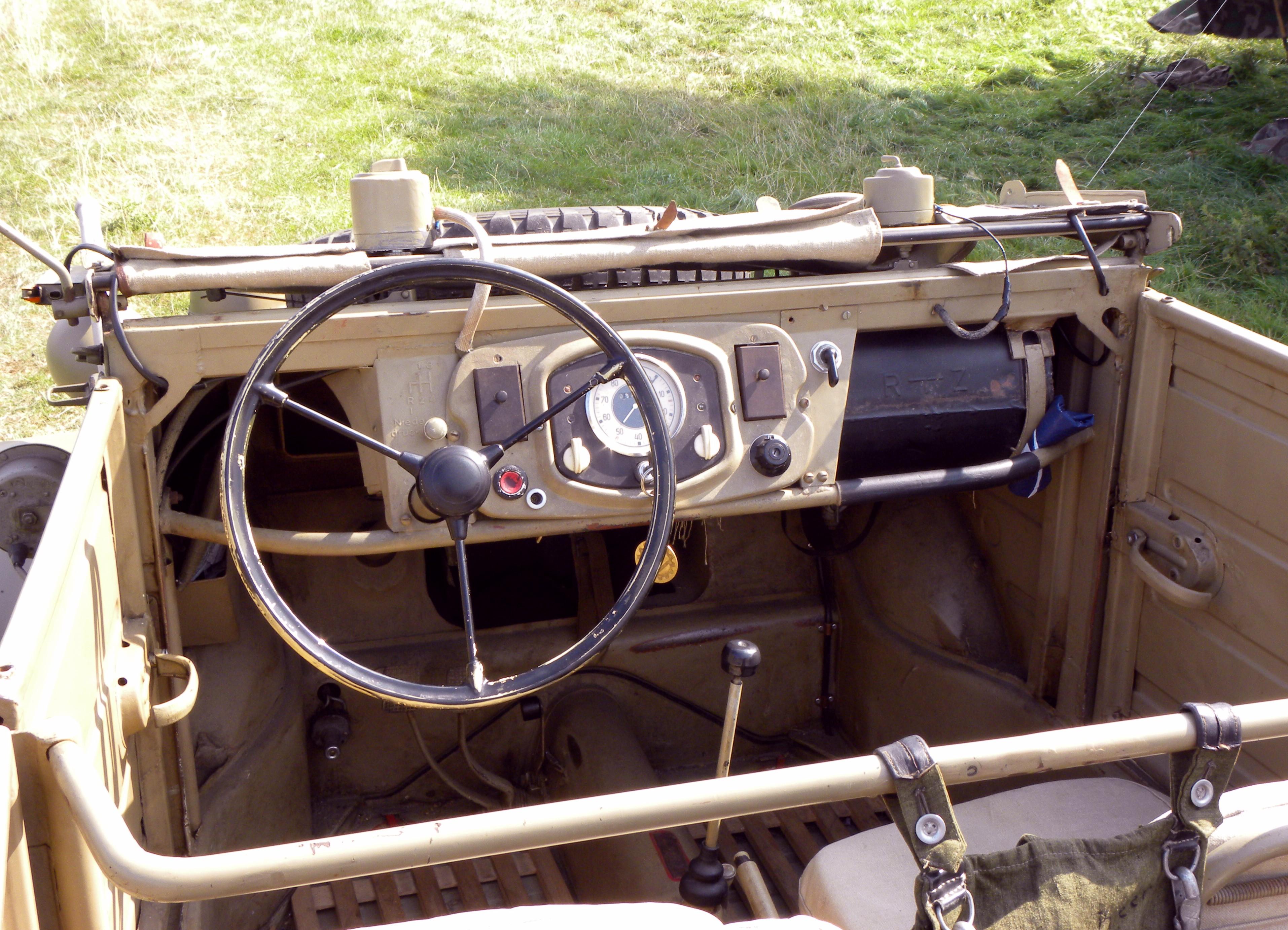 Kubelwagen For Sale >> Kubelwagen Type 82