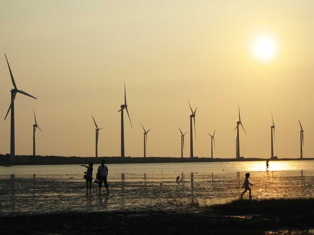 Wind Power In Taiwan