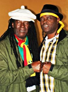 Winston Jarrett Reggae singer