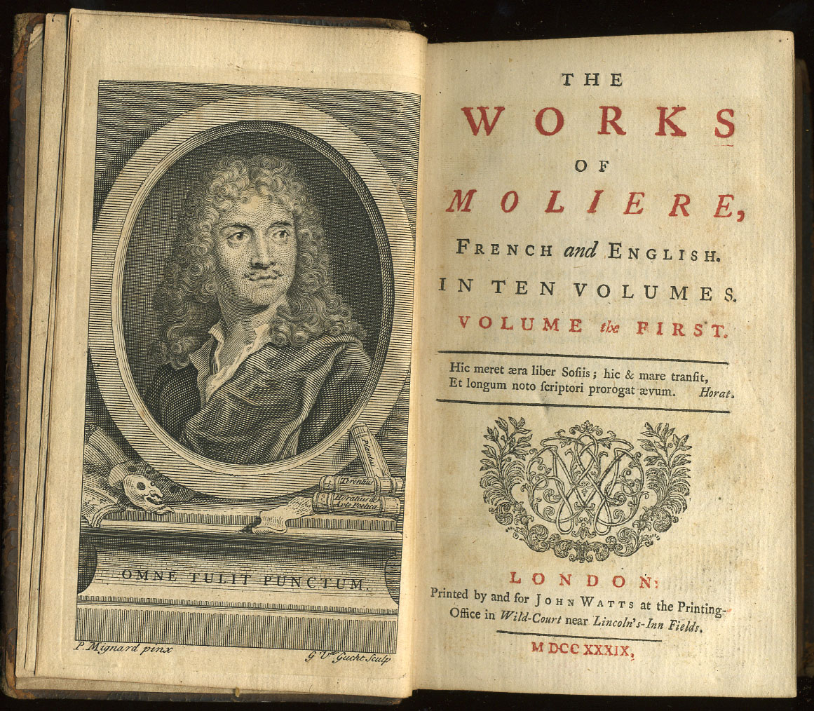 Fun Facts Friday: Molière