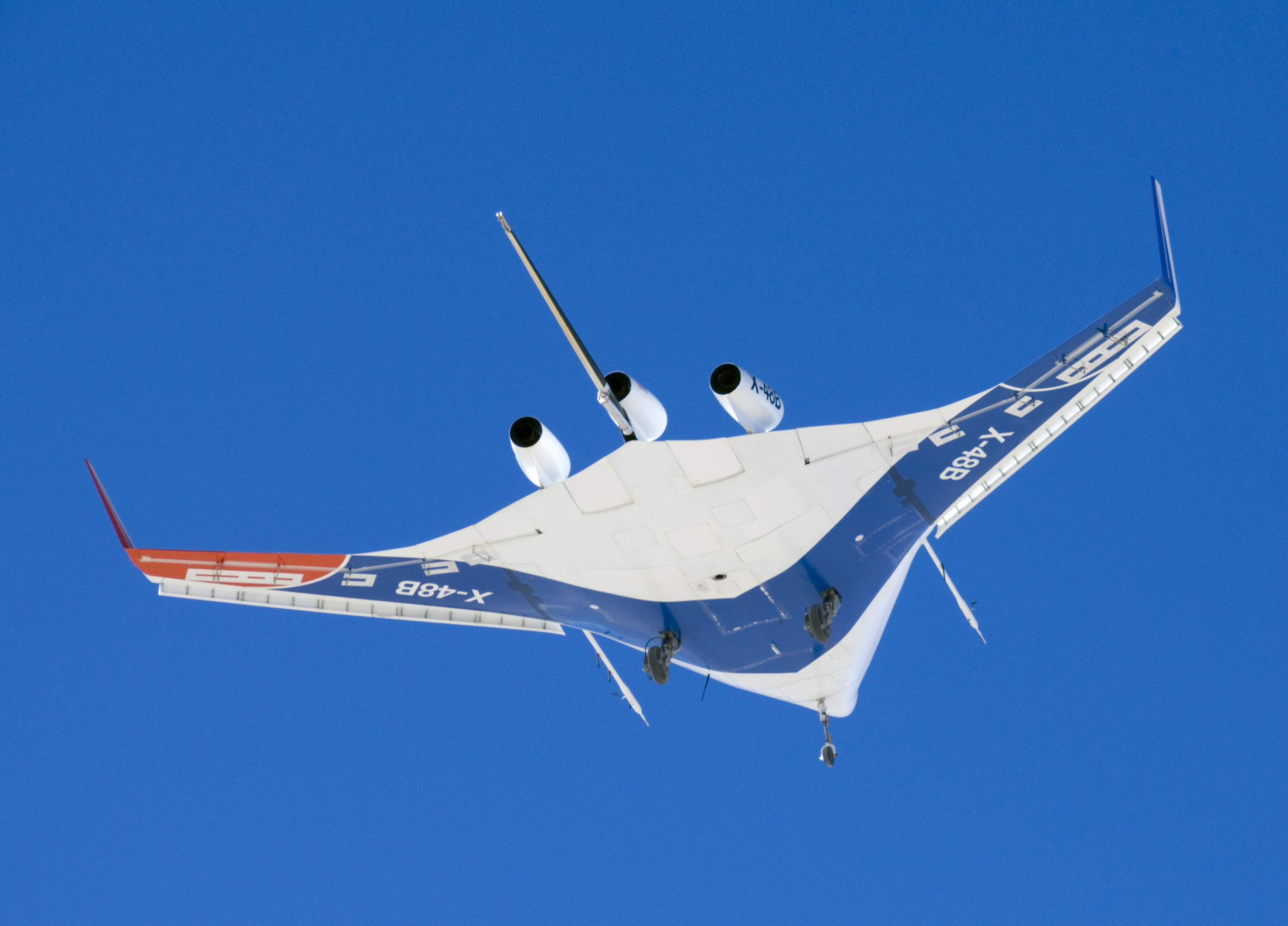 nasa x 48 drone aircraft - photo #19