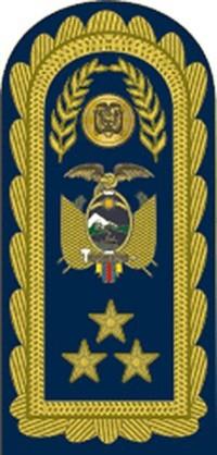 16 - FAE - Pala de Teniente General - Lieutenant General