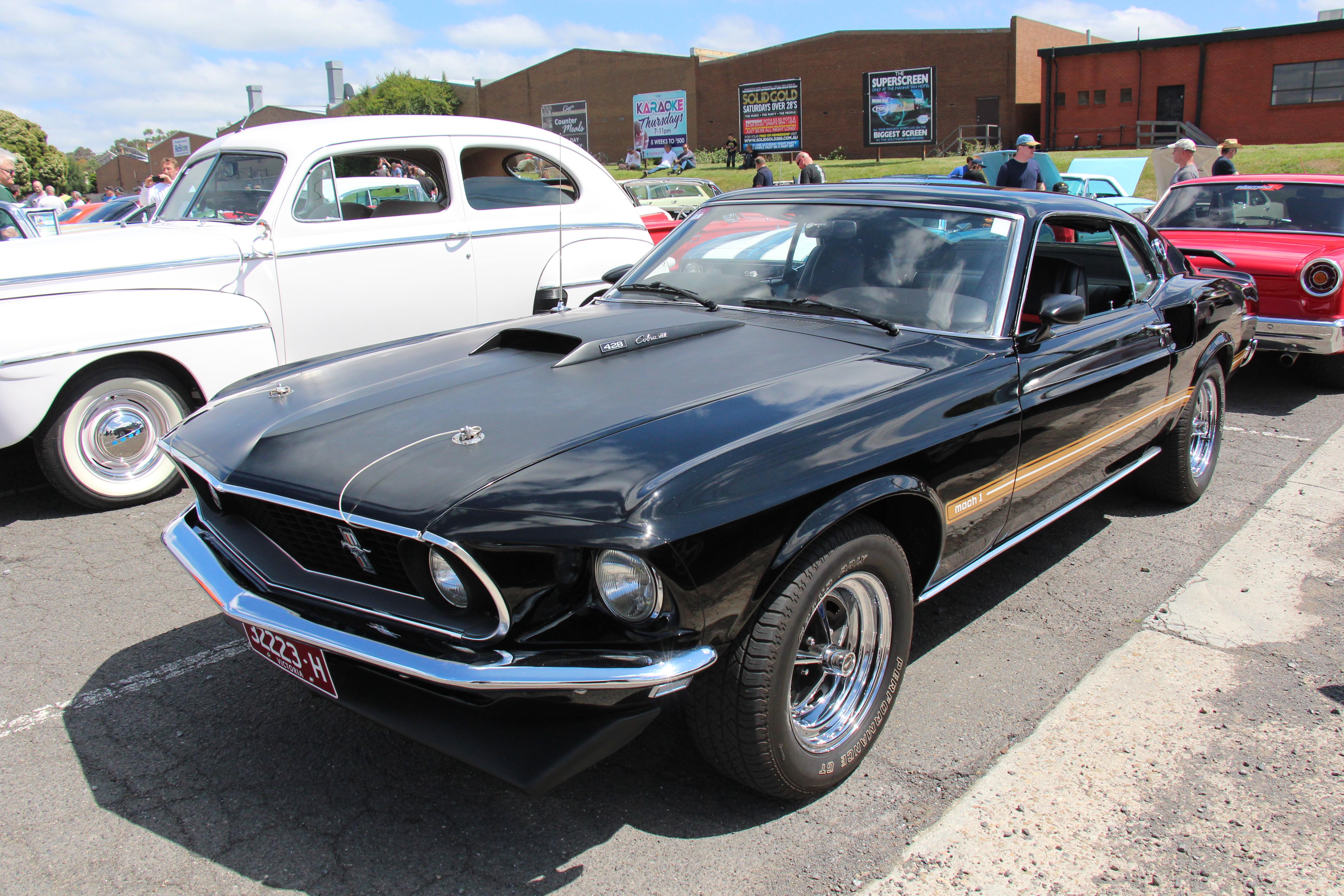 File1969 Ford Mustang Mach 1 428cj 22605179204 Wikimedia 1969 Shaker Scoop