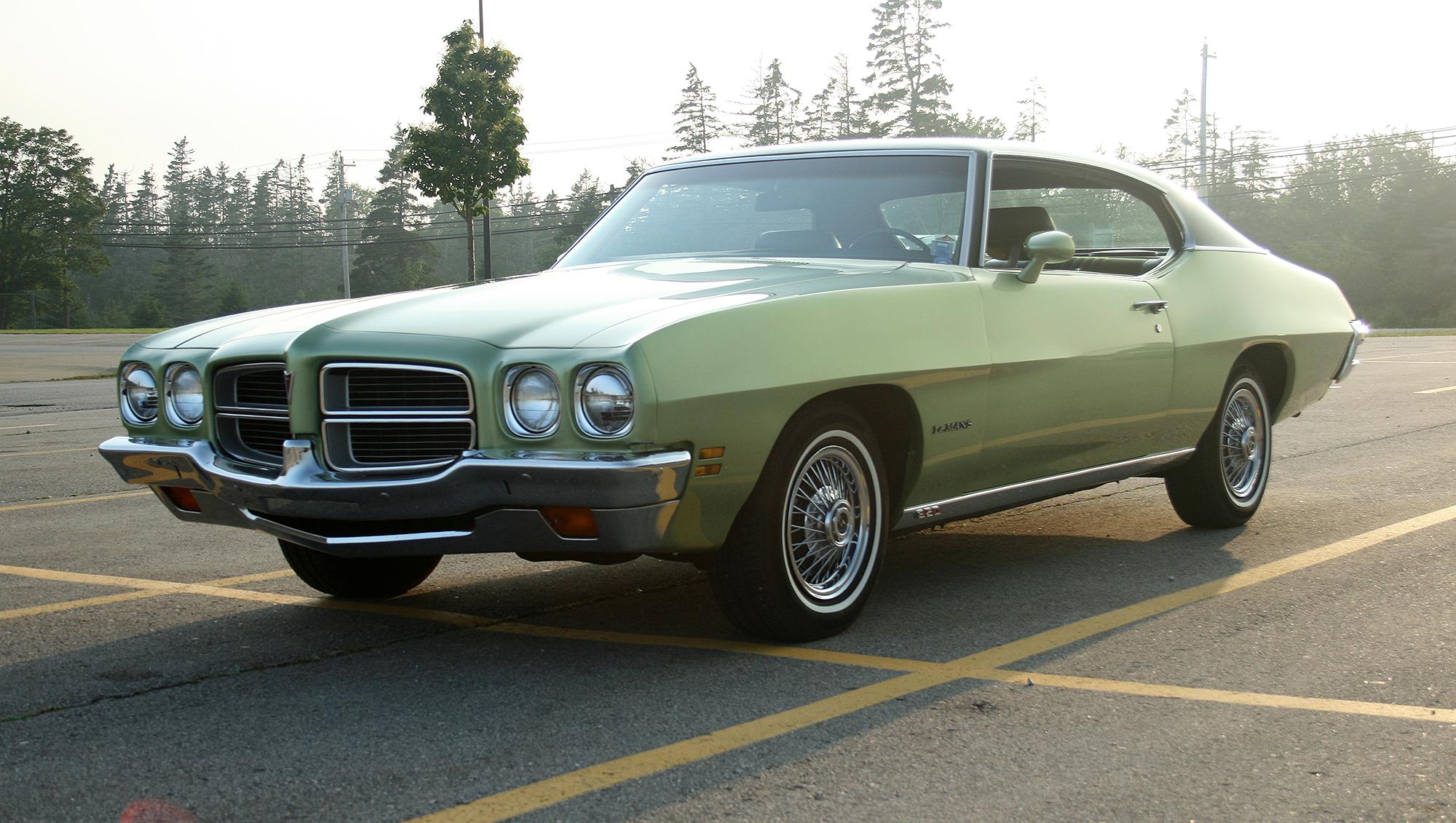 File:1972 Pontiac Lemans Front.JPG - Wikimedia Commons