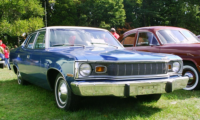 File 1975 Amc Matador Sedan Blue Jpg Wikimedia Commons