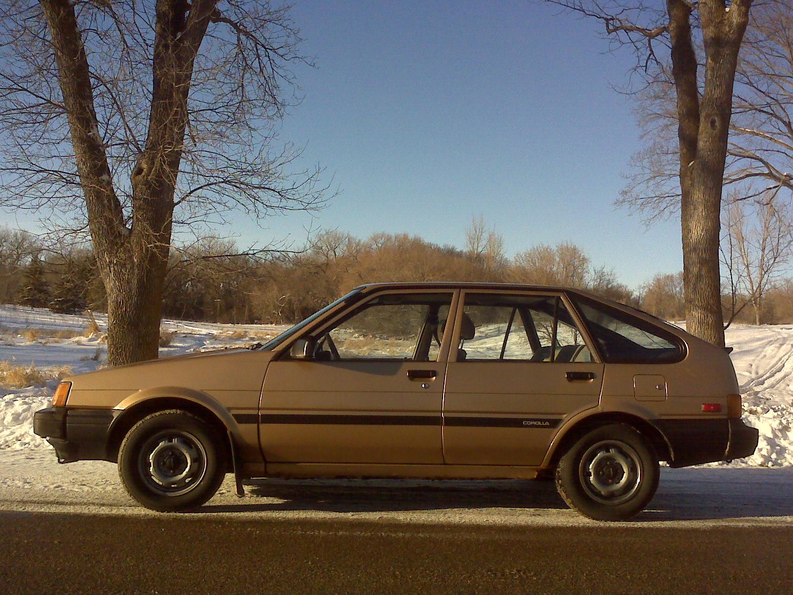 File 1984 Toyota Corolla Dx Liftback At 550601 Miles Jpg