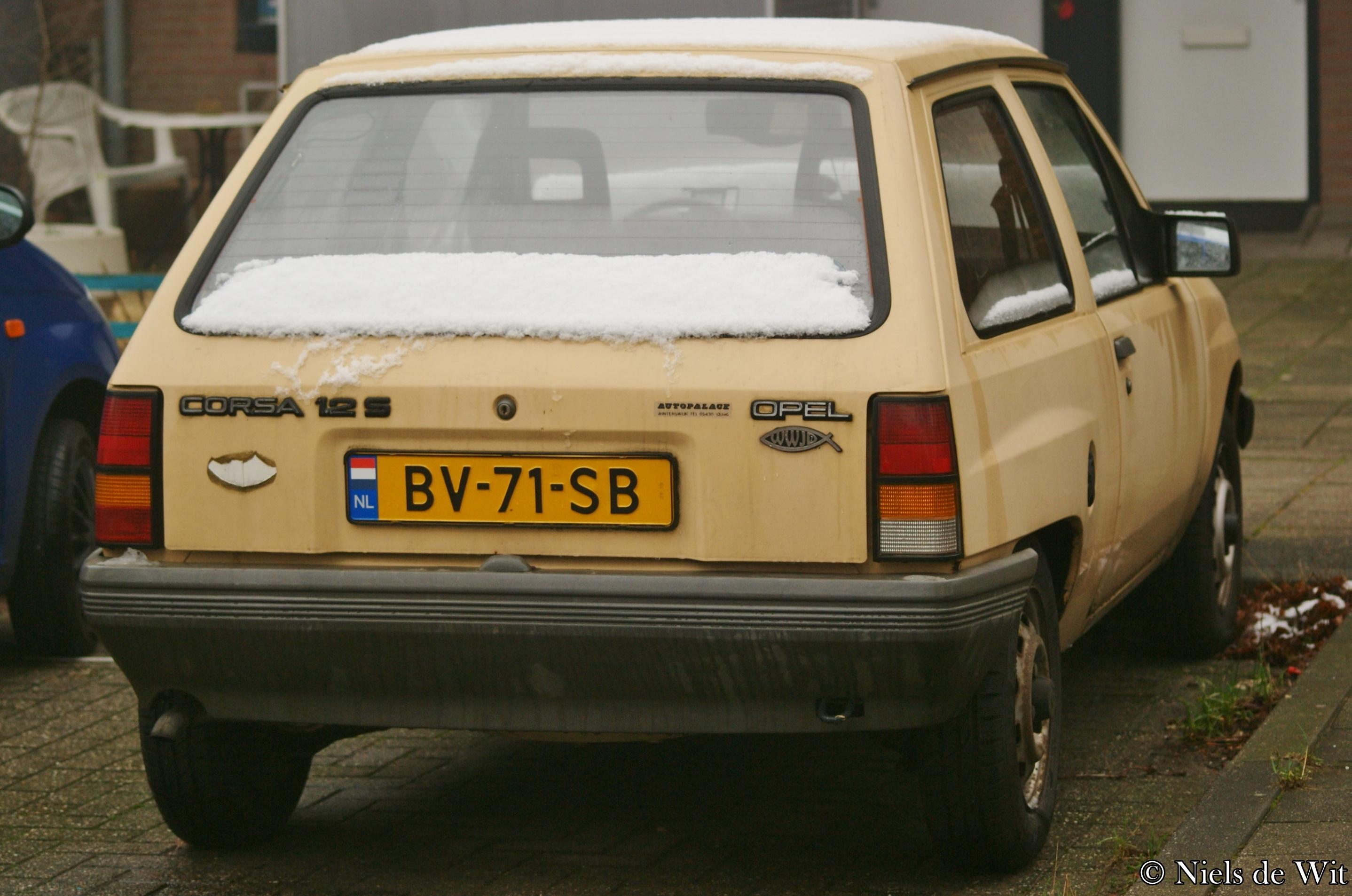 File 1987 Opel Corsa Van 1 2 S 16324626972 Jpg Wikimedia Commons