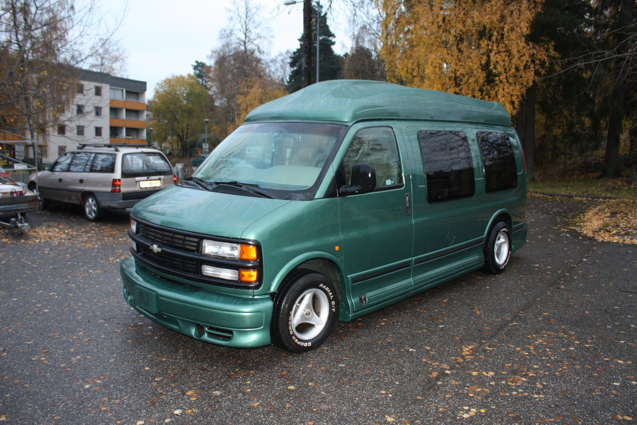 Chevy Express Van Car Covers