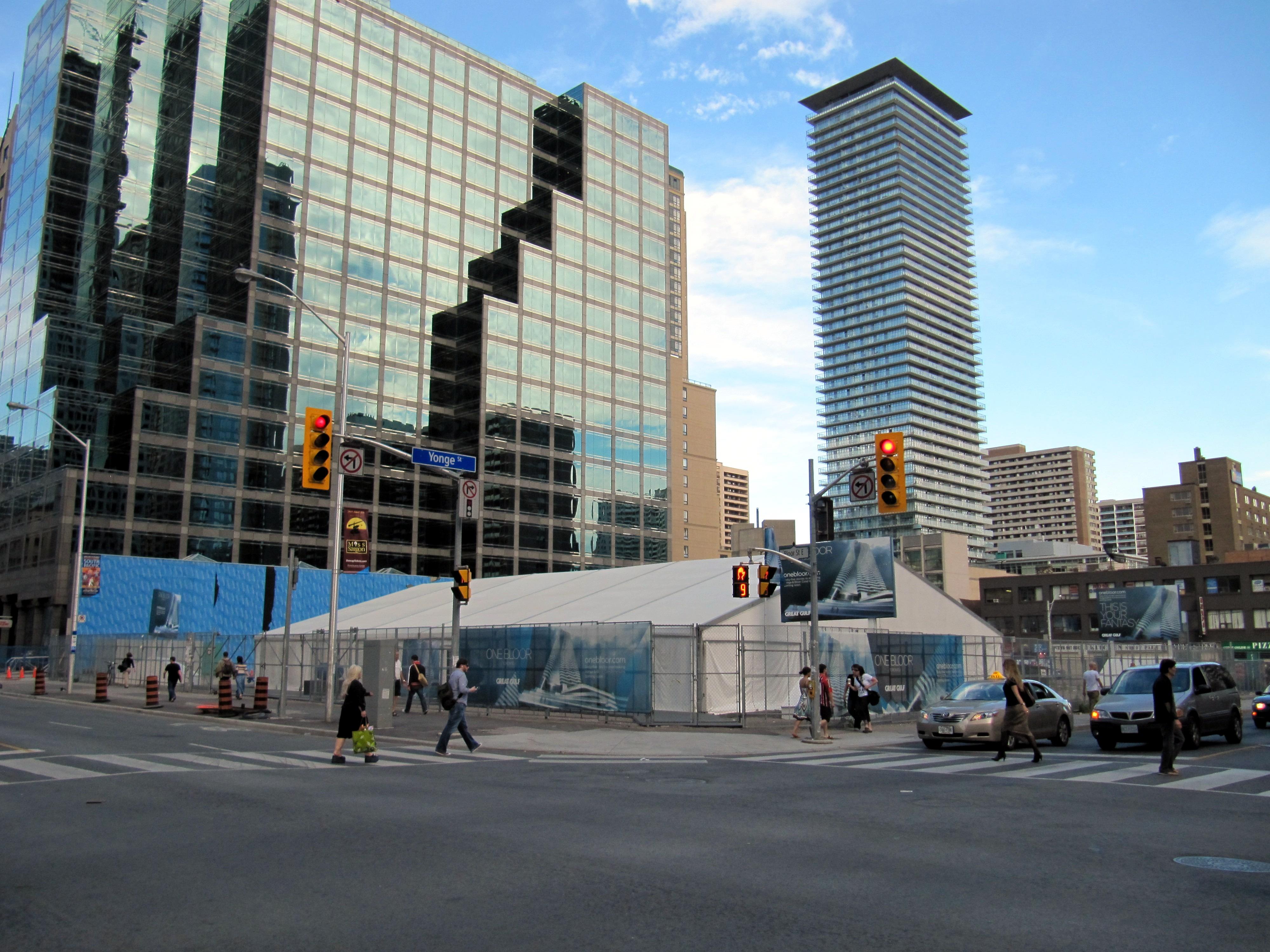 Schwulenparade 2010 Toronto