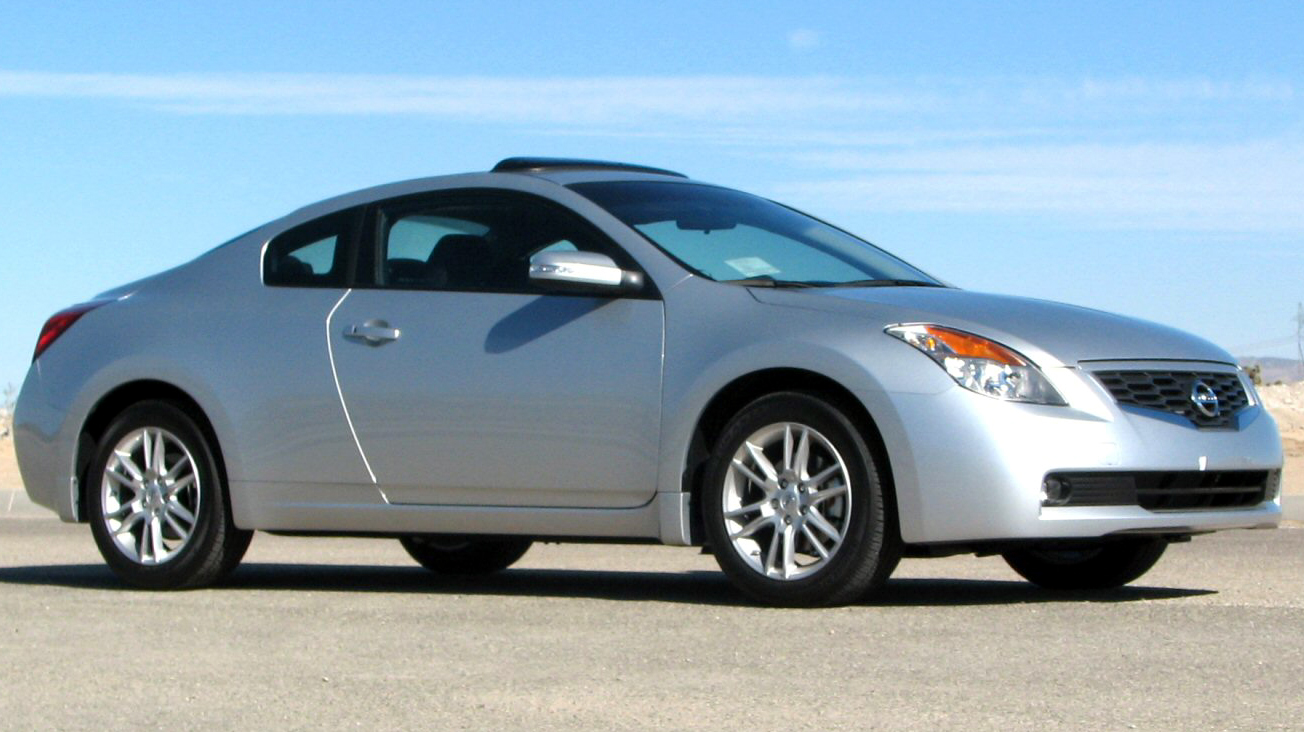 Superior File:2008 Nissan Altima 3.5SE Coupe    NHTSA