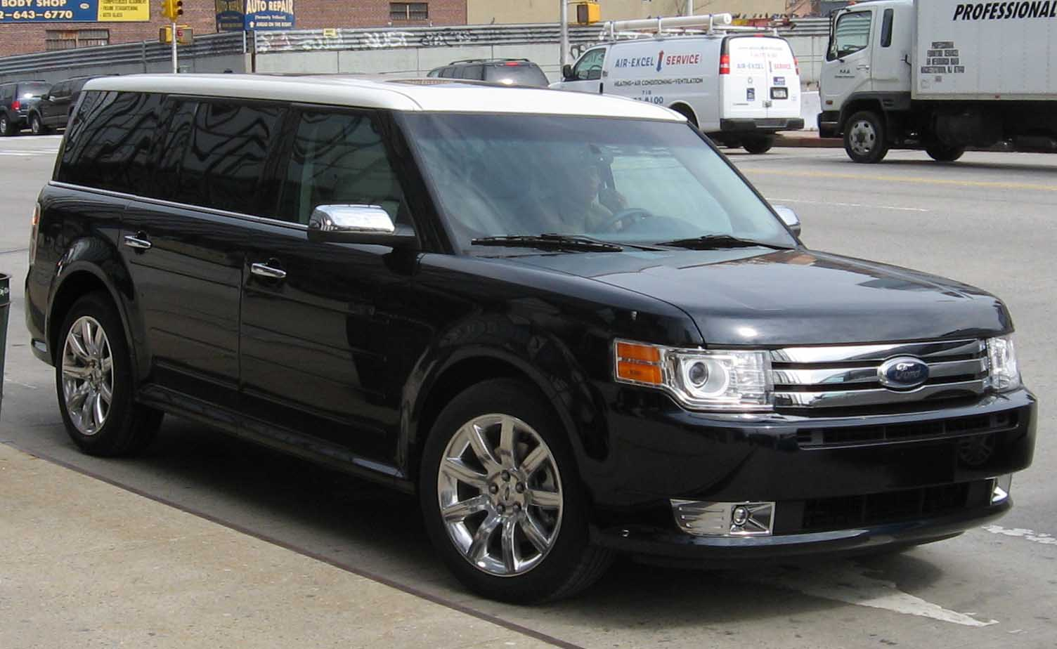 Description 2009 Ford Flex Limited.jpg