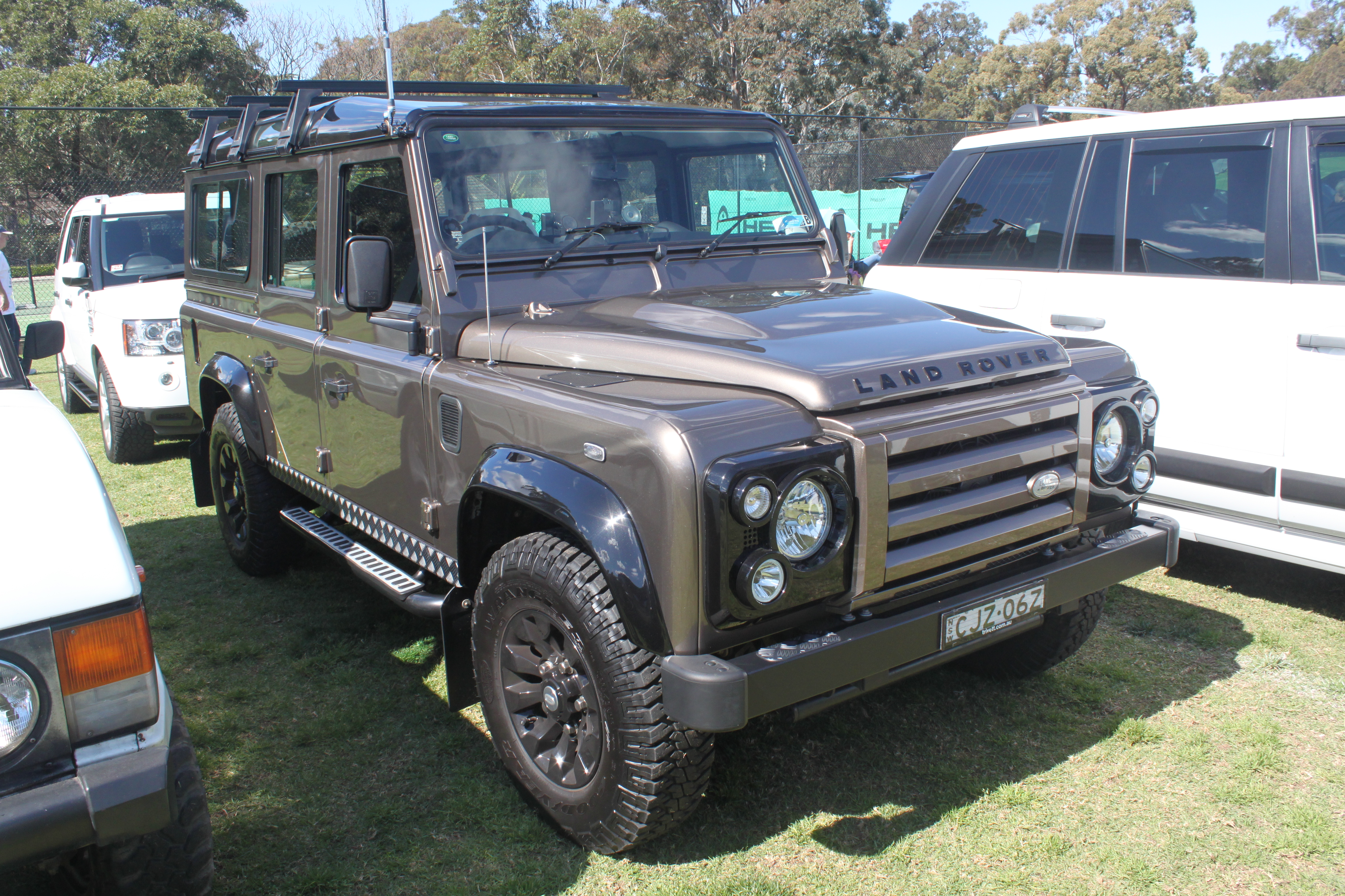 defender an project landrover news built rover land buy is in florida viper with a