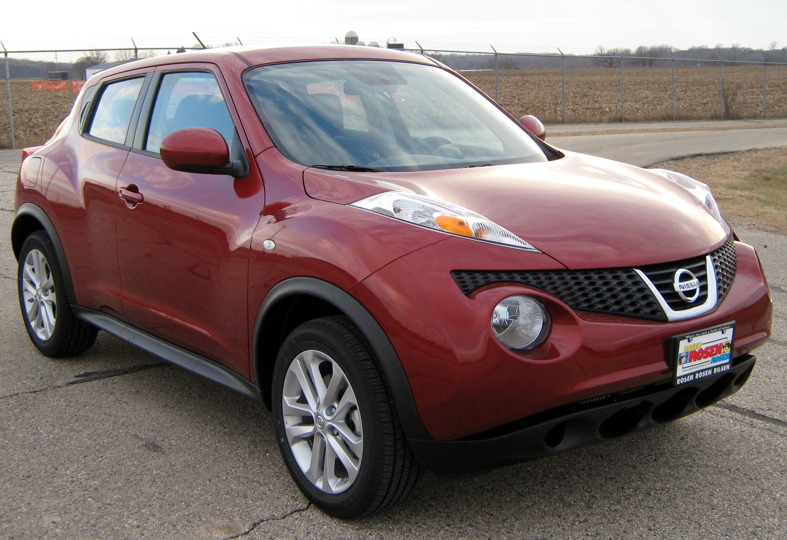 File:2012 Nissan Juke S AWD-- NHTSA.jpg - Wikimedia Commons