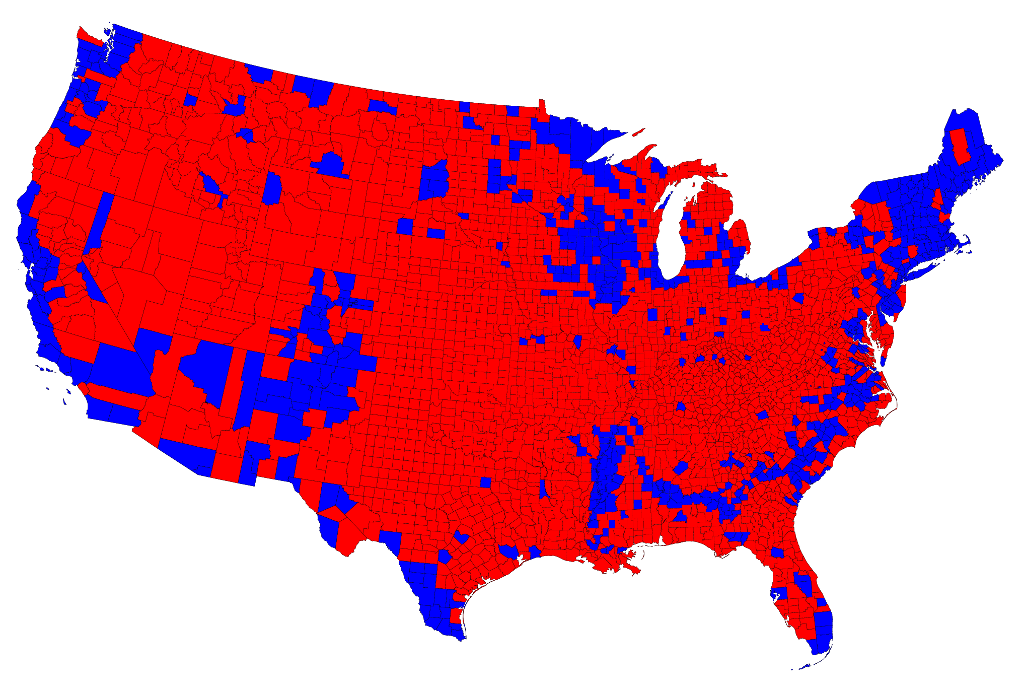 File2012 US Presidential Election Results by Countiespng