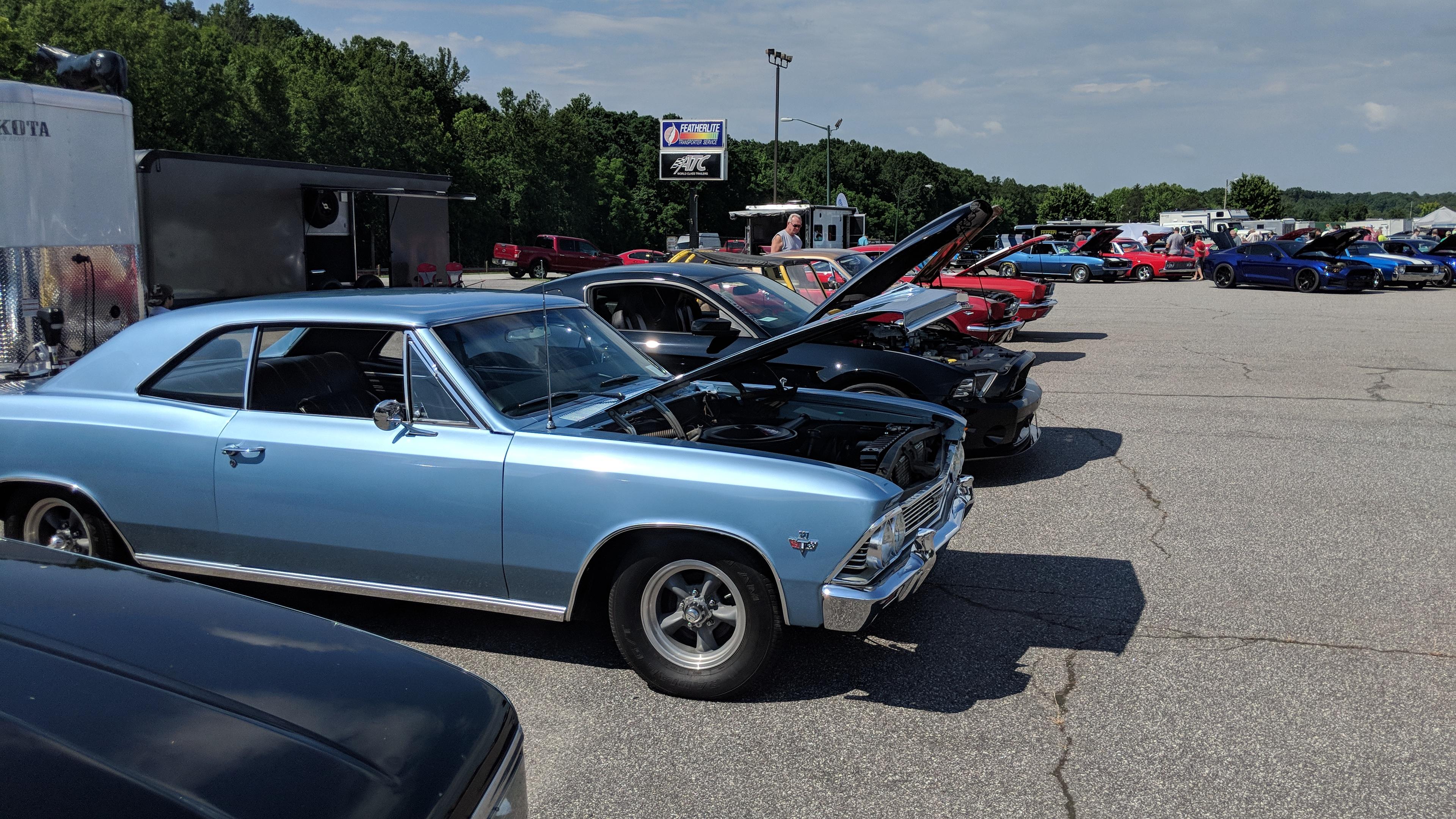 File DCHS Car Show A Celebration Of Classic Cars Community - Muscle car shows near me