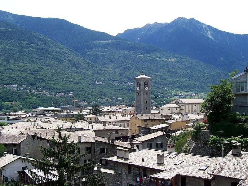 Сондрио, Италия Отдых в Сондрио - Privet-Italia ru