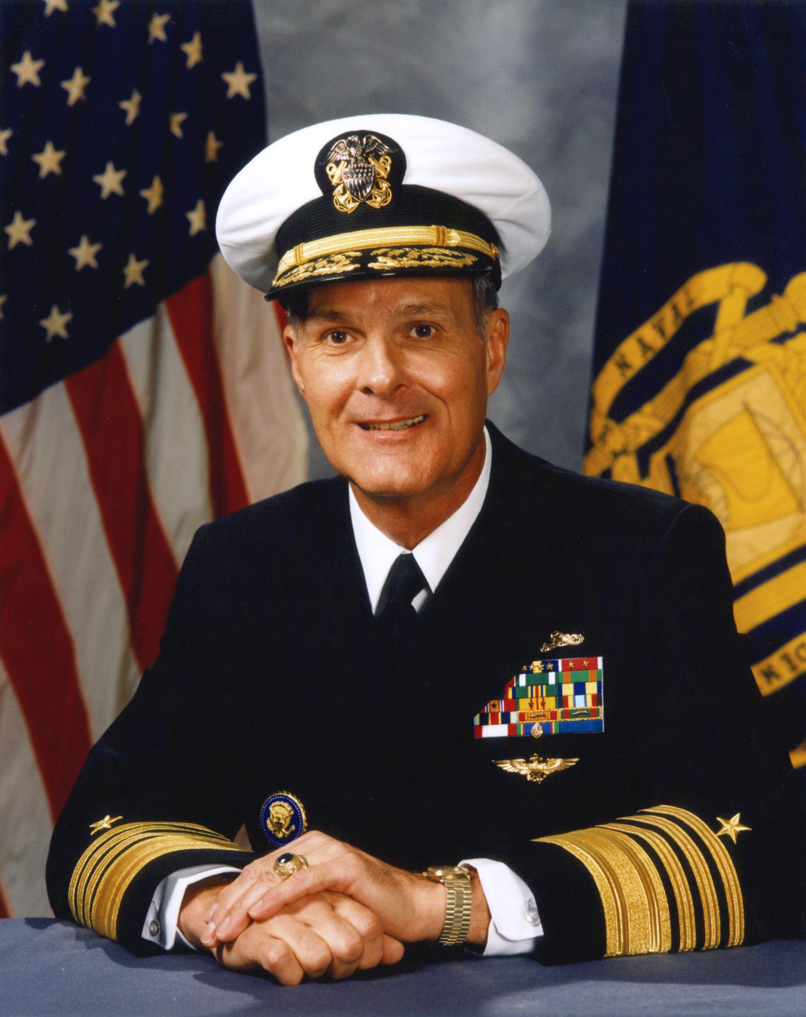 Charles R . Larson