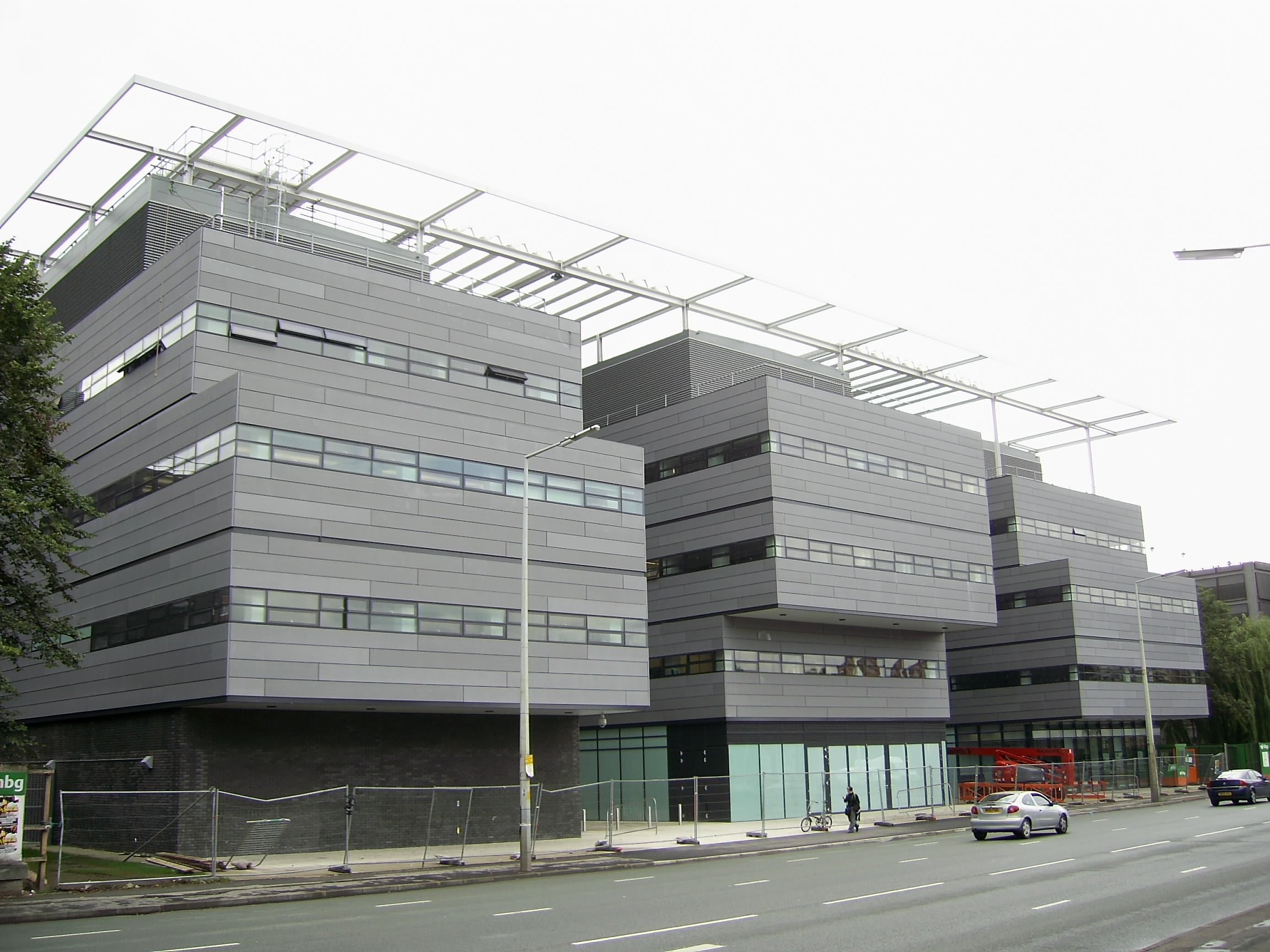 University Of Manchester Chemistry Building