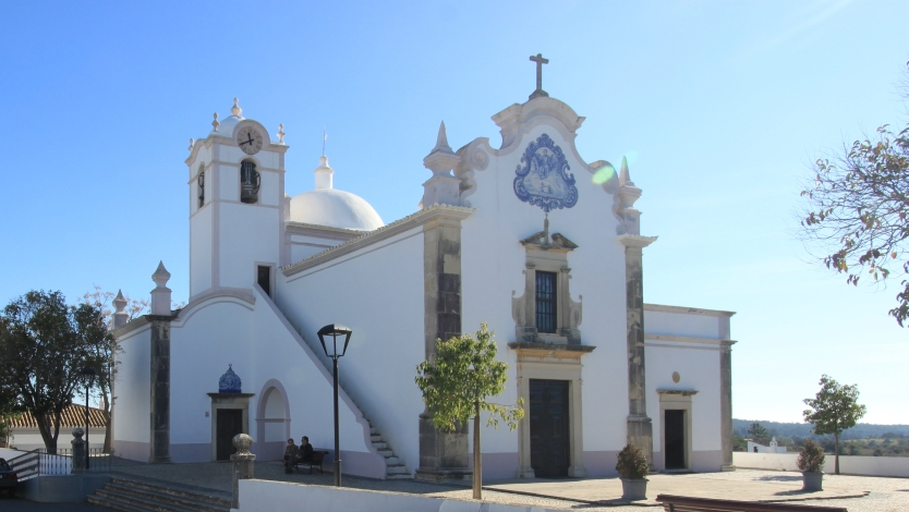 Church Of S 227 O Louren 231 O Almancil Wikipedia
