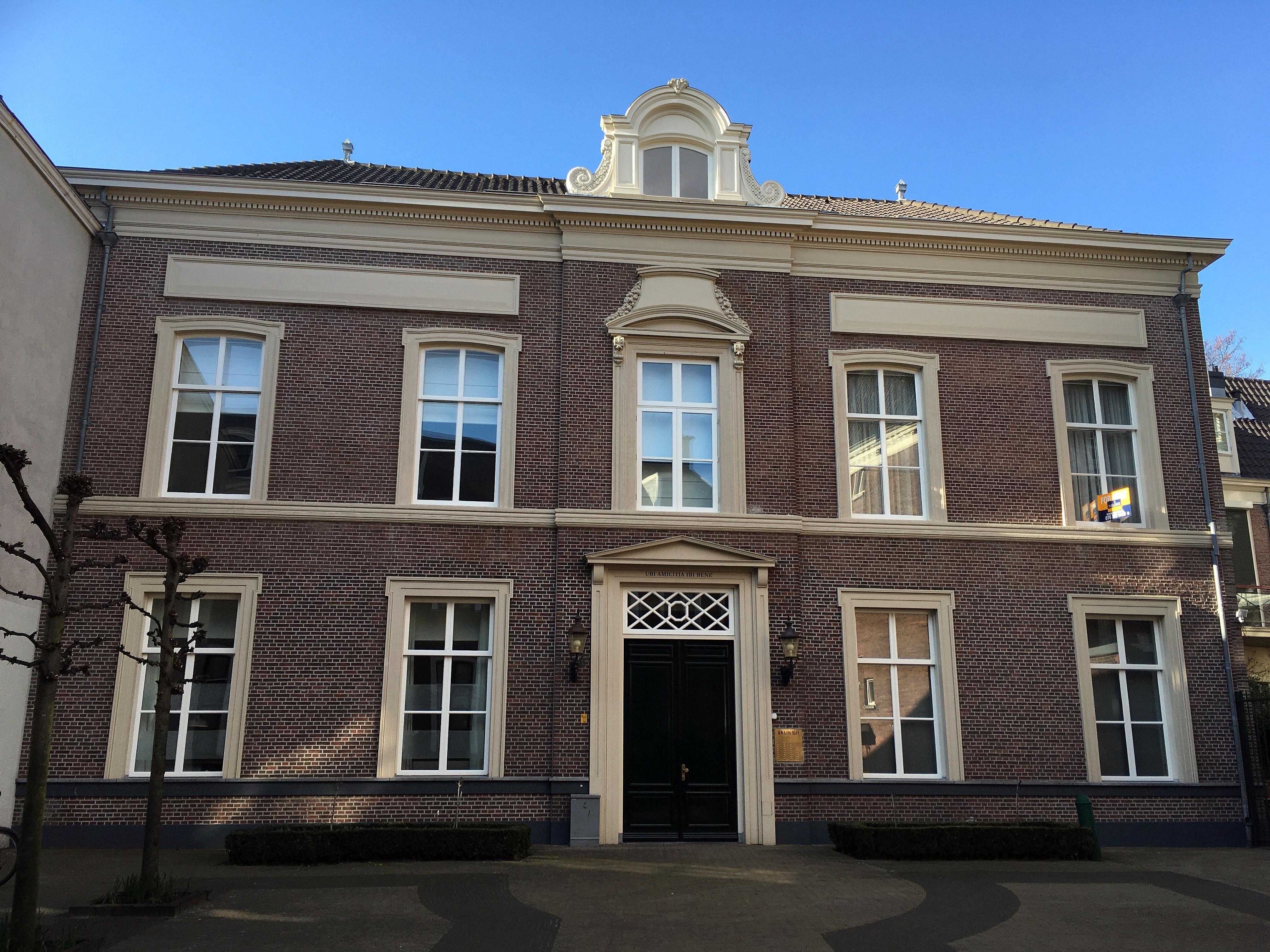 FileAmicitia Gebouw Westeinde Nrs 9 Tot En Met 15 Den Haag 2018