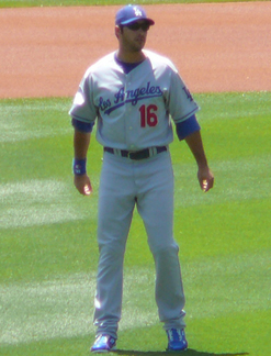 Andre Ethier, Major League Baseball player in ...