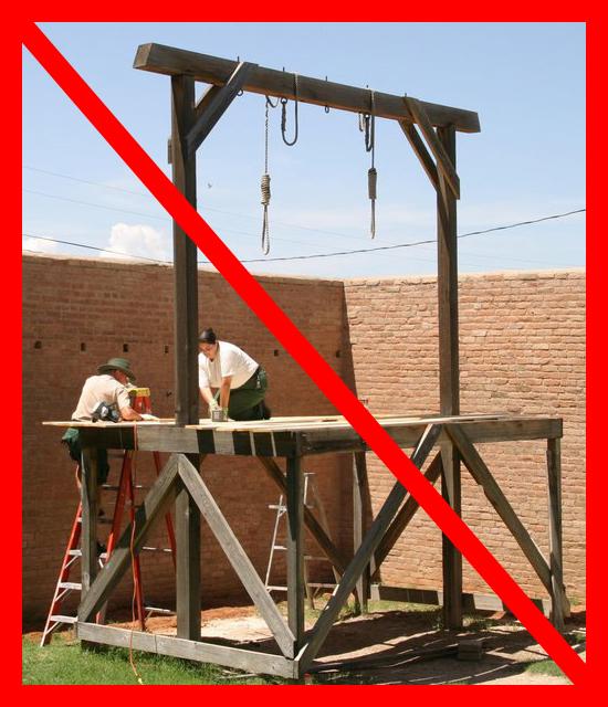 Anti death penalty persuasive essay